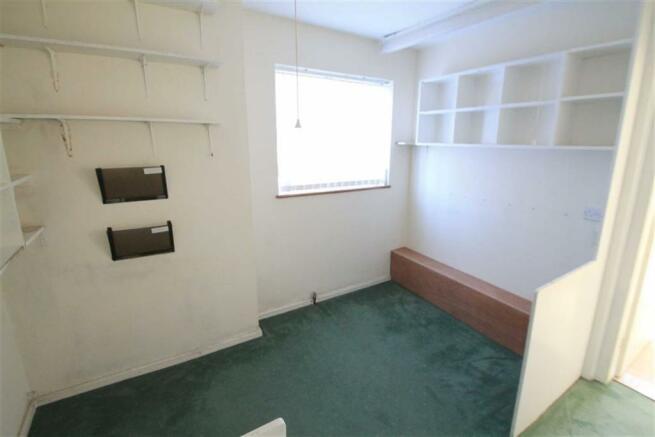 Study Area/Bedroom 4