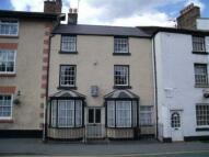 property to rent in Regent Street, Llangollen
