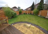 Detached home in Buttermill Close, Irlam...