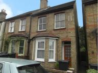Brunel Road Flat to rent