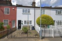 Terraced house in Ray Lodge Road...