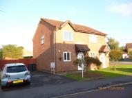 semi detached property in Sheffield Court, Raunds...