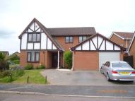 4 bed Detached home in Brecon Close, Kettering...