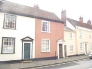 Terraced home in Church Street, Coggeshall