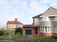 semi detached property for sale in Deniston Avenue, Bexley