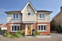 Detached home in Alderman Close...