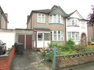 3 bed semi detached house in Chastilian Road...