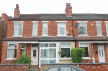 2 bed Terraced house for sale in Priory Road, Gedling...