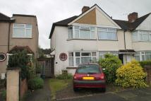 2 bed End of Terrace home for sale in Camrose Avenue, Feltham...