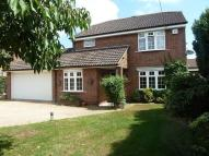 Detached home in Locks Road, Locks Heath...