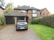 4 bed Detached house to rent in HORLEY