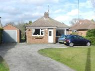 COPTHORNE Detached Bungalow to rent