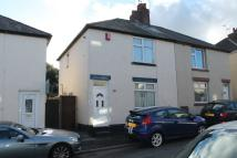 semi detached house for sale in Stanley Road, Atherstone...