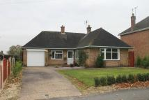 Detached Bungalow in Friary Road, Atherstone