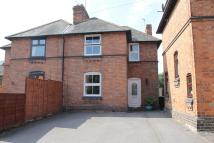 semi detached home for sale in Church Walk, Atherstone...