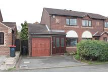 2 bed semi detached home for sale in Pinewood Avenue, Wood End