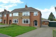 3 bed semi detached home in St Catherine's Crescent