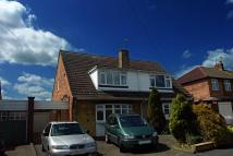 3 bed semi detached house to rent in Chandlers Road, Whitnash
