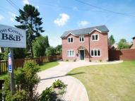 Detached home for sale in Cadnam, New Forest...