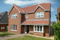 Detached house in Low Folds, Monkton Rise...