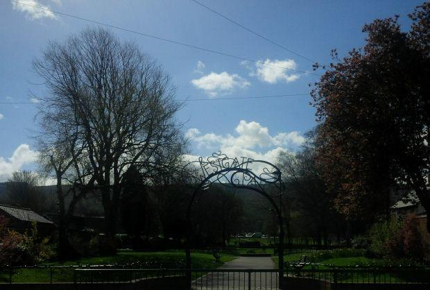 View from Front Over Westgate Park