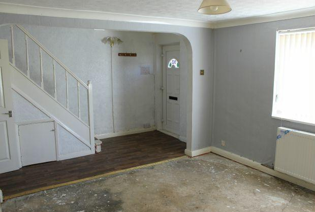 Open Plan Entrance Hall