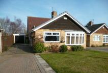 Detached Bungalow in Farndale Drive...