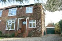 3 bed semi detached property in Stokesley Road...