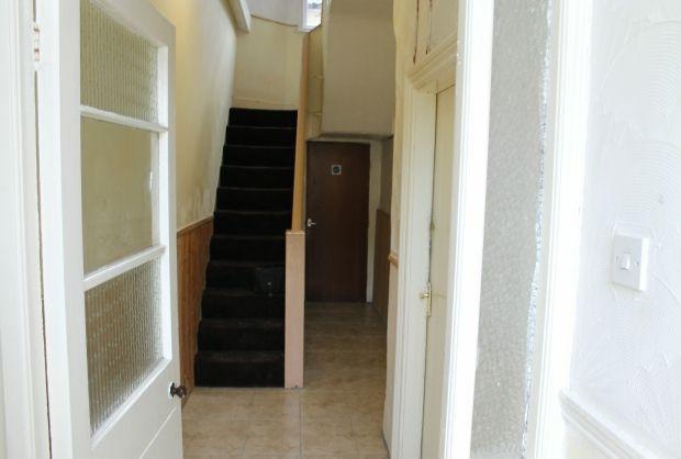 Communal Entrance Hall and Staircase