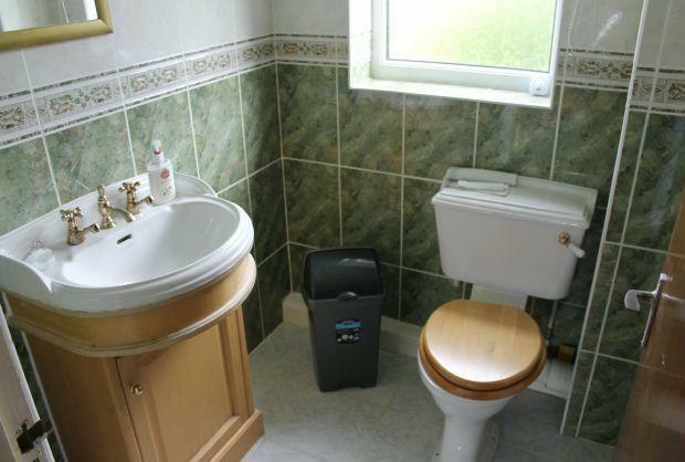 Separate Toilet