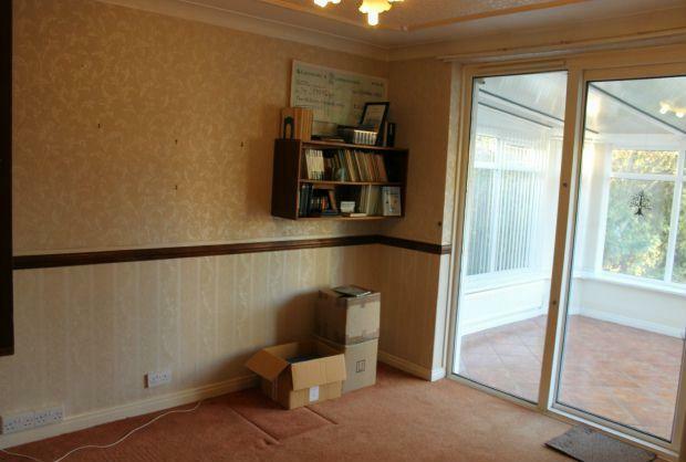 Bedroom 3/Dining Room