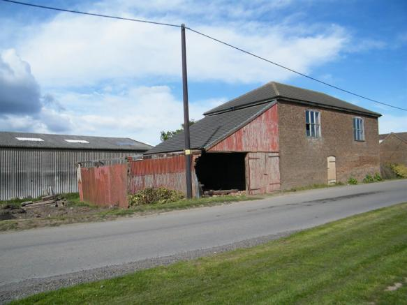 Rushton Barn 1