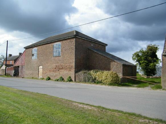 Rushton Barn 3