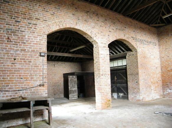 Rushton Barn Internal 3