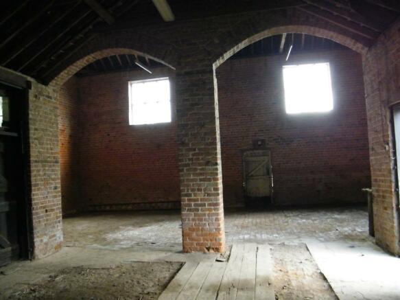 Rushton Barn Internal 6
