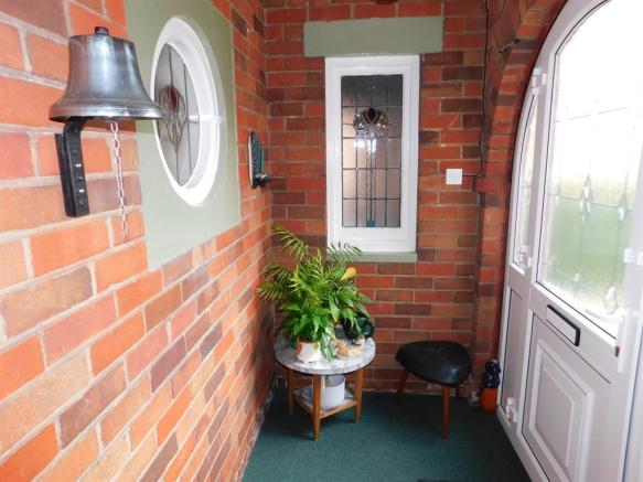 Entrance Porch