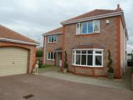 4 bed Detached property in Abbey Park, Louth, LN11