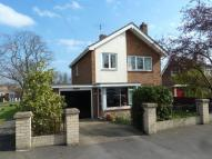 3 bed Detached property for sale in Elm Drive, Louth, LN11