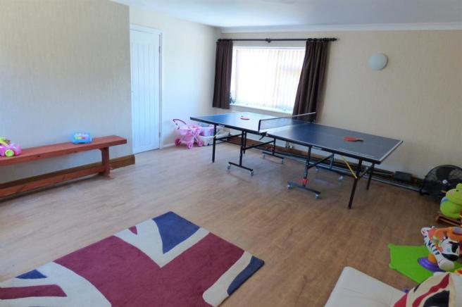 House Games Room/Bedroom 5