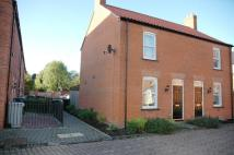 2 bedroom semi detached home in Pooles Lane, Spilsby...