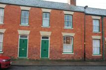 3 bed Terraced home in Spence Street, Spilsby.