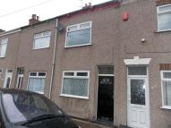 Terraced property in Ripon Street, Grimsby...