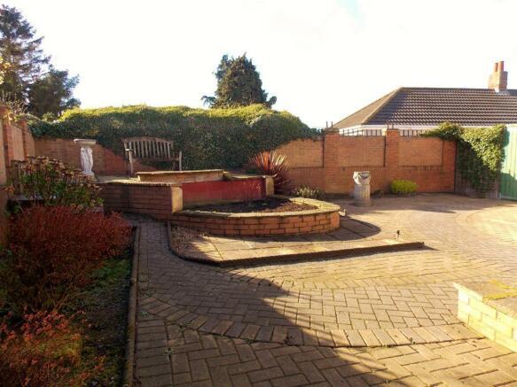 Rear Garden More