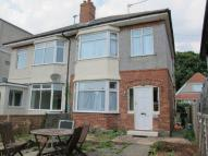semi detached home to rent in Brassey Road, Winton