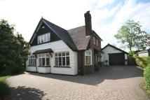 Detached home to rent in Congleton Road, Sandbach