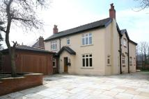 4 bedroom Detached property for sale in Cross Road, Haslington