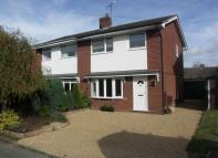 semi detached house in Grenville Close...