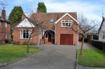 4 bedroom Detached house in Park Lane, Sandbach