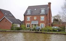 5 bedroom Detached property for sale in Crown Drive, Malkins Bank