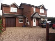 4 bed Detached house to rent in Furnival Street, Sandbach